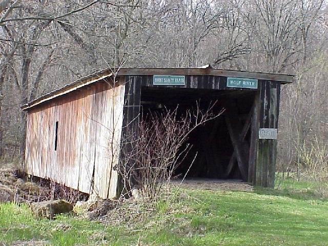 Rockford Bolt Covered bridge