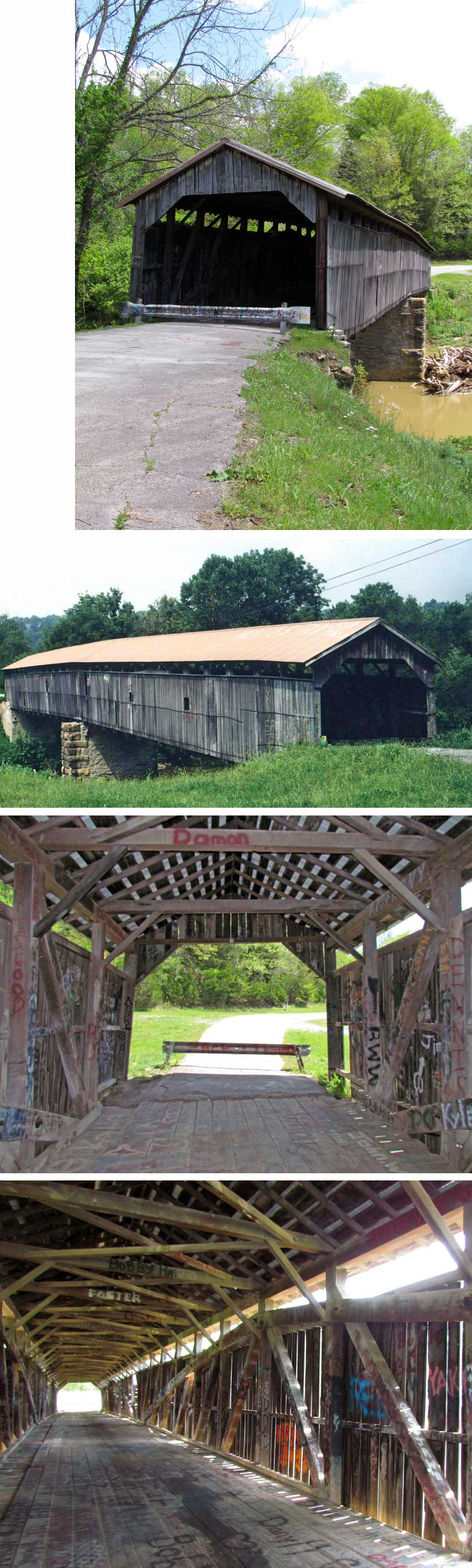 beech fork bridge