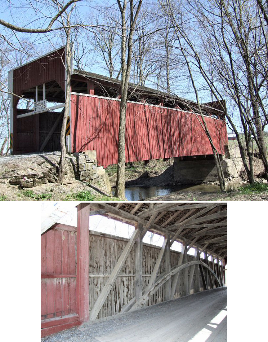 Old keefer bridge