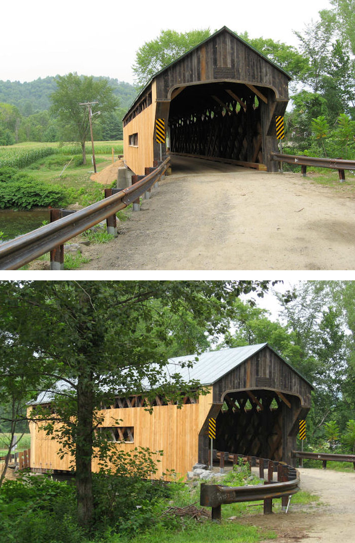 Worrall covered bridge